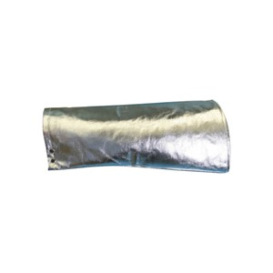 "18"" 13 oz. Aluminized Carbon Kevlar Sleeve"