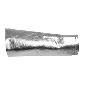 "18"" 19 oz. Aluminized Carbon/Para-Aramid Sleeve"