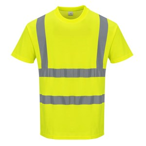 Hi-Vis Comfort Short Sleeve T-Shirt