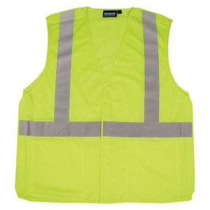 Class 2 Mesh Breakaway Hi-Vis Vest