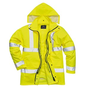 Hi-Vis 4-in-1 Traffic Jacket