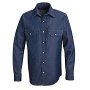 Deluxe Denim Shirt