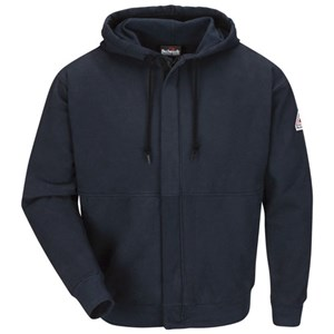 FR Hooded Sweatshirt with Zipper