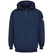 FR 1/4 Zip Hooded Fleece Sweatshirt