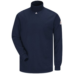FR Mock Turtleneck in EXCEL FR 100% Cotton