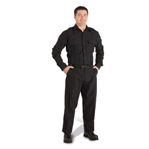 Mens NOMEX® Hidden Snap-Front Long Sleeve Shirts