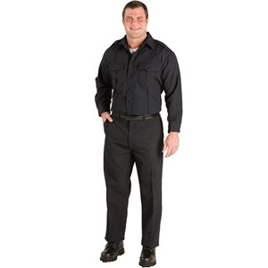 Mens FireWear® Long Sleeve Public Safety Shirt