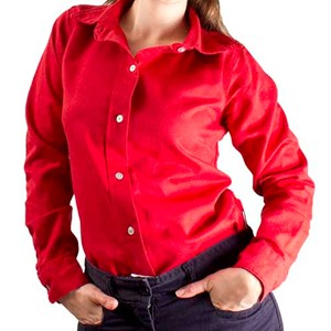 Women's UltraSoft AC FR Work Shirt