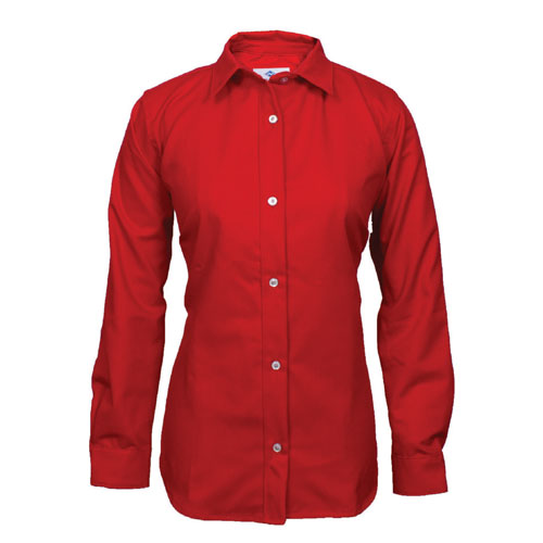 Women's UltraSoft® AC FR Work Shirt