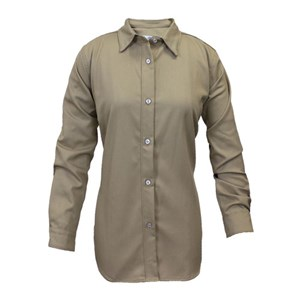 Women's Dual Certified UltraSoft® FR Work Shirt