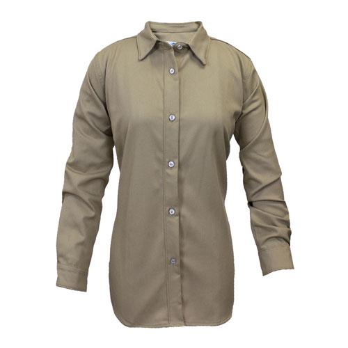 Women's Dual Certified UltraSoft® FR Work Shirt