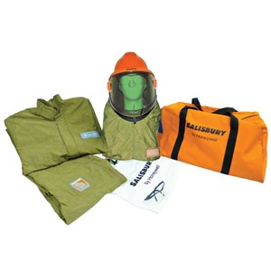 Salisbury Lightweight 40 Cal Arc Flash Kit