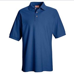 Blended Soft Knit Shirt without Pocket