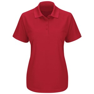 Women's Red Kap Flex Core Polo