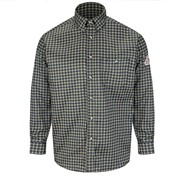 FR Plaid Dress Shirt