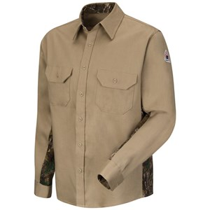 FR Camo Uniform Shirt
