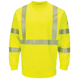 Hi-Vis FR Crewneck Sweatshirt