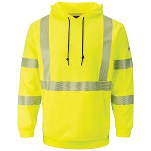 Hi-Vis FR Pullover Hooded Sweatshirt
