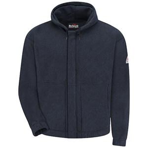 FR Zip-Front Hooded Fleece Sweatshirt - MD ONLY