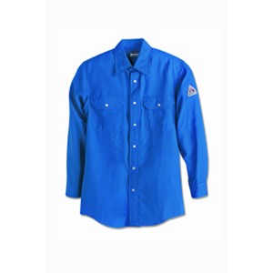 Lightweight Snap-Front Uniform Shirt in Nomex