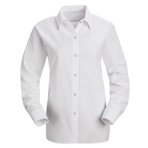 Specialized Pocketless Long Sleeve Work Shirt