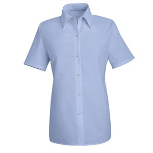 Specialized Pocketless Short Sleeve Work Shirt
