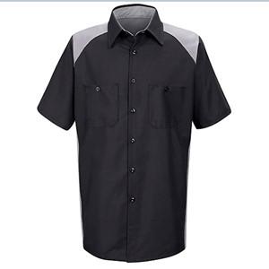 Motorsports Image Short Sleeve Shirt