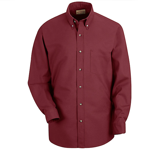 Poplin Long Sleeve Dress Shirt