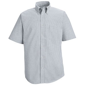 Executive Oxford Short Sleeve Dress Shirt