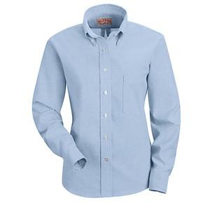 Executive Long Sleeve Oxford Dress Shirt
