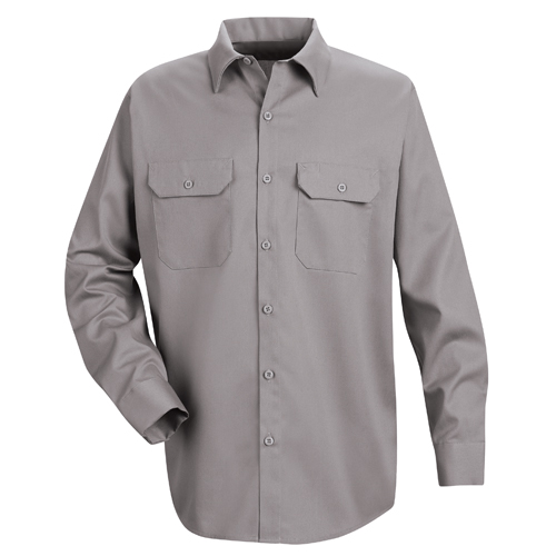 Utility Long Sleeve Uniform Shirt