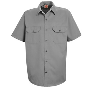 Utility Short Sleeve Uniform Shirt