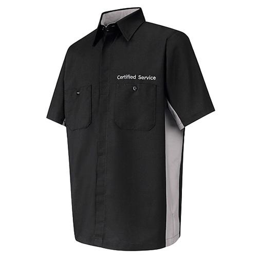 Certified Service Technician Short Sleeve Shirt