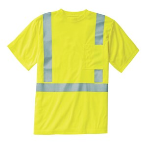 Short Sleeve High Visibility T-Shirt
