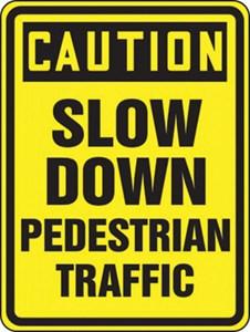 Sign - CAUTION