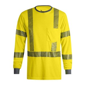 Vizable Hi-Vis Dual Hazard Shirt