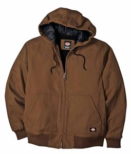 Dickies Sanded Hooded Jacket