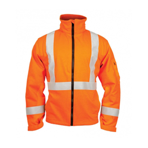 Dragon Shield FR Soft Shell High Vis Jacket