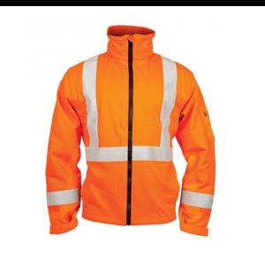 Dragon Shield FR Soft Shell High Vis Jacket