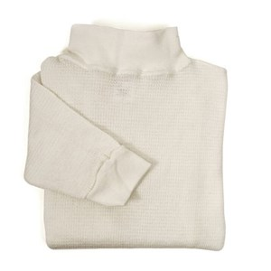 FR Long Underwear Mock Turtleneck Top