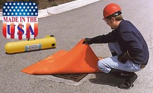 Ultra-Drain Seal,Orange 42x42