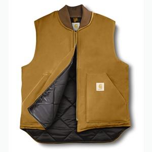 Duck Vest / Arctic-Quilt Lined