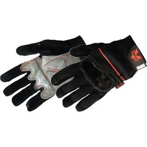 Leather Mechanics Anti-Vibration Glove