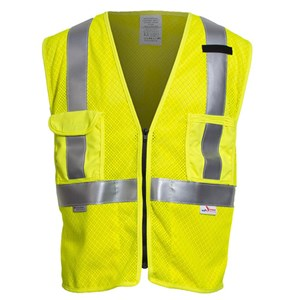 Anti-Static FR Mesh Safety Vest