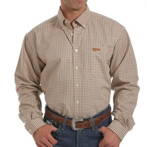 8cea5e79c7c0 Cinch Flame Resistant Work Shirt