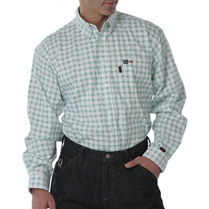 Cinch Button Down FR Work Shirt