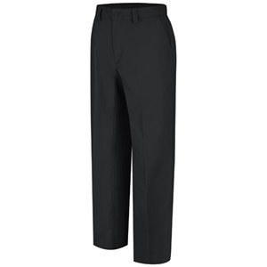 Canvas Plain Front Work Pant
