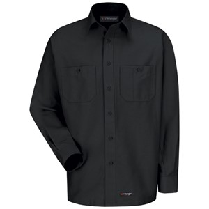 Canvas Long Sleeve Work Shirt