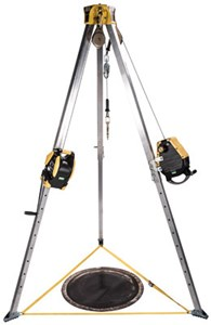 Workman Confined Space Entry Kit 50ft