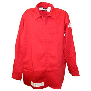 Concealed-Gripper FR Shirt EXCEL ComforTouch in Red